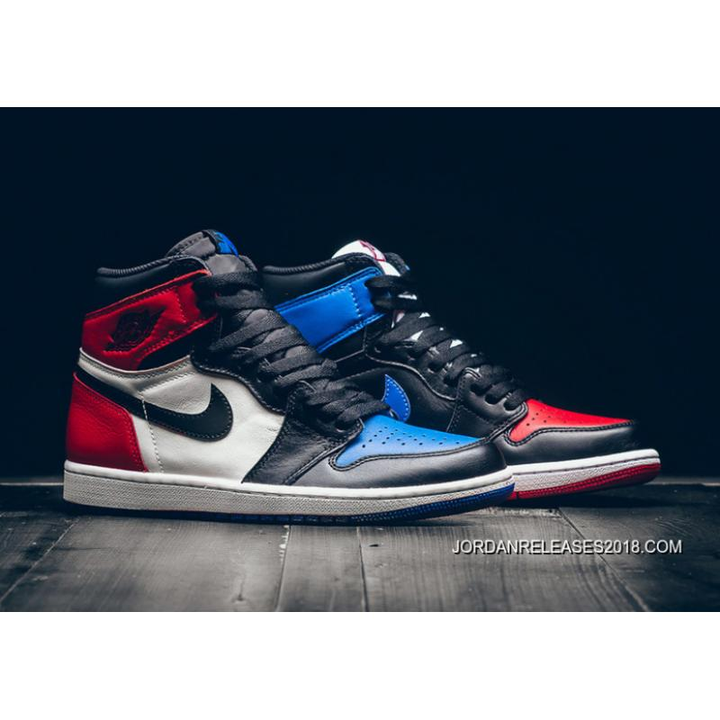 the latest 7a3ca 7bf61 Air Jordan 1 Hoch Top 3″ Schwarz Varsity RedVarsity Royal Schuhe -  sommerprogramme.de