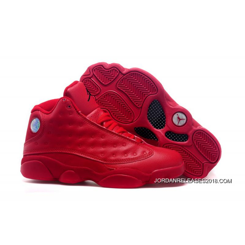 c47ff201b16 Air Jordan 13 All Red Shoes Best, Price: $87.29 - New Realease ...