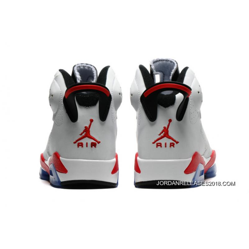 "0dd1d6be370324 ... Outlet Air Jordan 6 ""White Infrared"" White Infrared-Black"