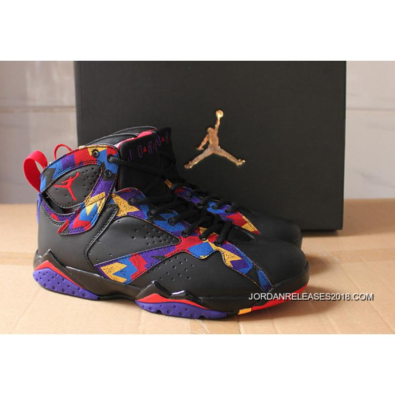 "922bb6dec5ad16 Air Jordan 7 ""Nothing But Net"" 2018 Best ..."