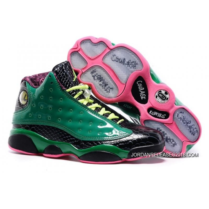 "368b8452db67d1 Air Jordan 13 GS ""Doernbecher"" DB John Charles Top Deals ..."