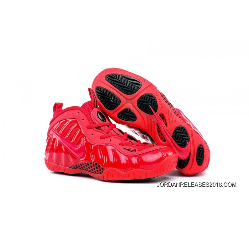 official photos 5ad4a a648d order nike air foamposite pro gym red foam e2265 d1faf  norway 2018 online  girls nike air foamposite pro gs gym red af0c9 07b31