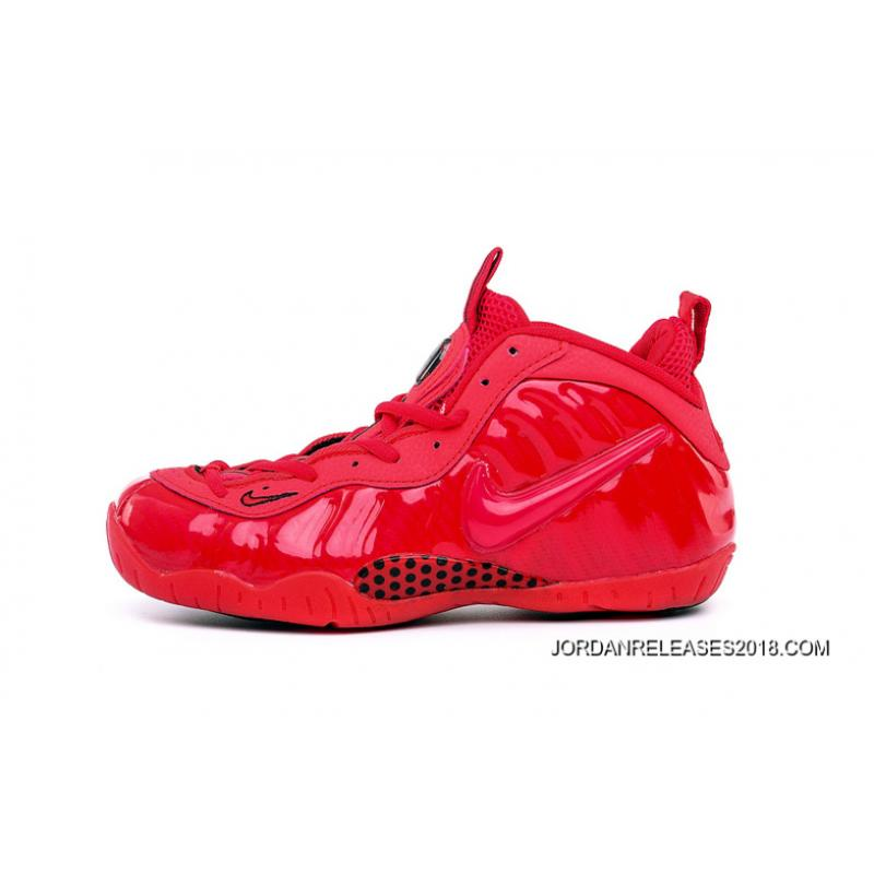 484df47d50156 ... norway 2018 online girls nike air foamposite pro gs gym red 88b01 a1284