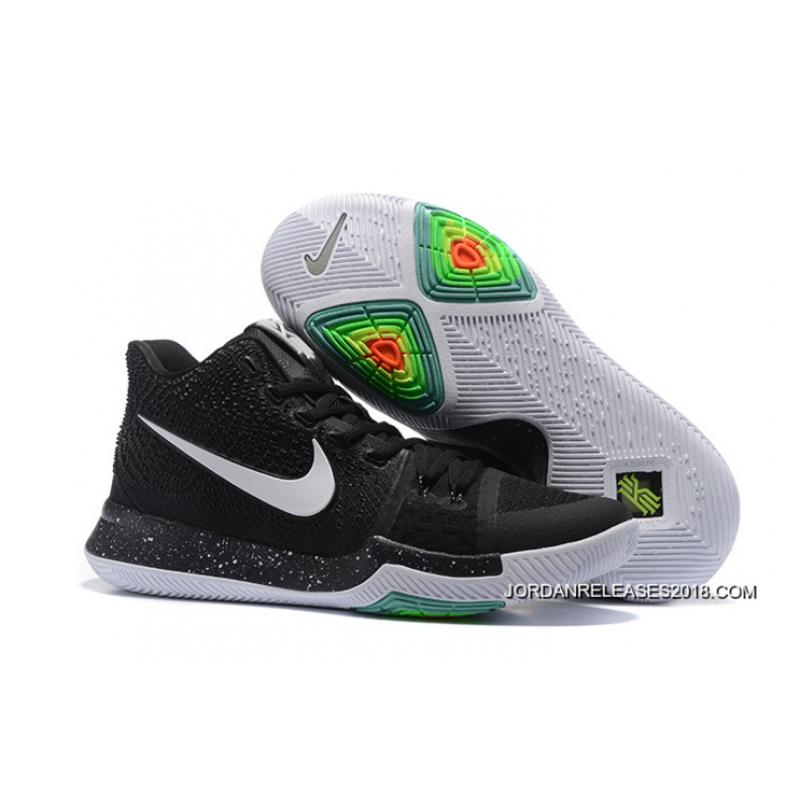 "3ed9cbe54f21 Girls Nike Kyrie 3 ""Christmas"" Outlet ..."