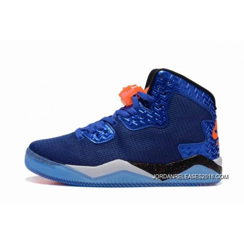 "d525760c5895 ... 2018 New Year Deals New Jordan Air Spike 40 Forty PE ""Game Royal"" Game  ..."