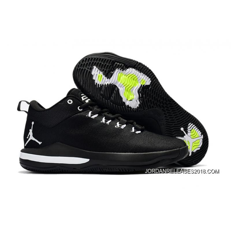 274a4c7adfe6c8 Latest Jordan CP3.X AE Black White ...
