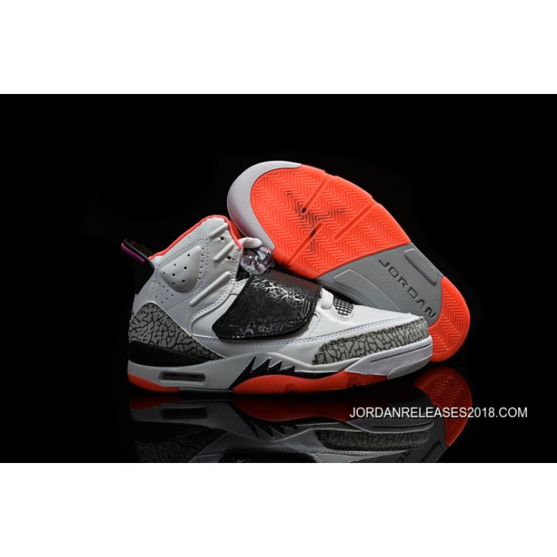 "94aabd37bae 2018 New Year Deals New Jordan Son Of Mars Low ""Hot Lava"", Price ..."