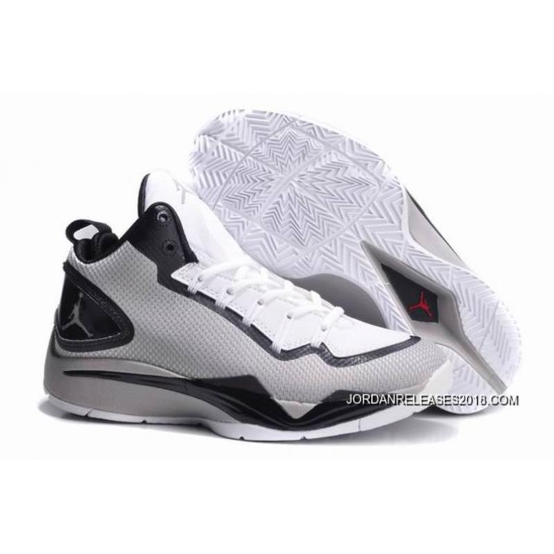 New Jordan Super.Fly 2 PO Wolf Grey White Black 2018 For Sale ...