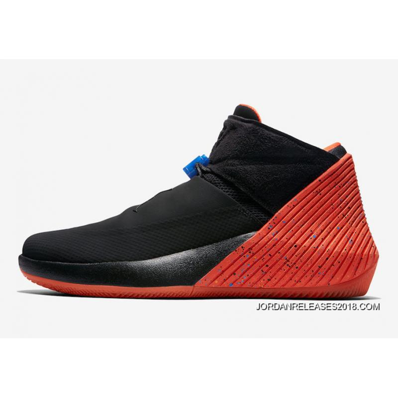 Jordan Why Not Zer01 Orange Red Blue 2018 Outlet