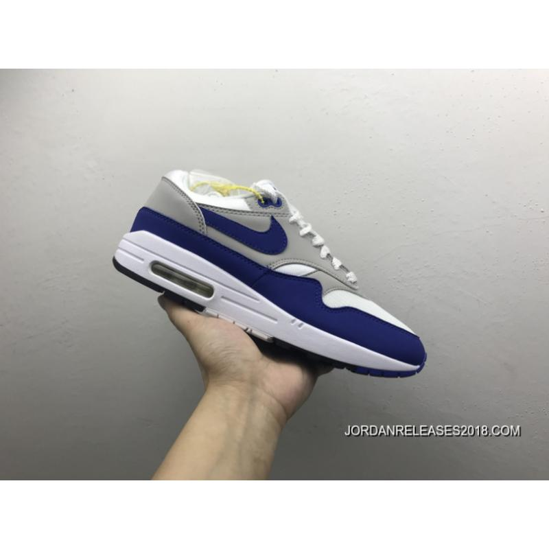 30th Anniversary Limited Version Nike Air Max Anniversary OG 1 Retro Zoom  All-match Jogging ... 1aded746c