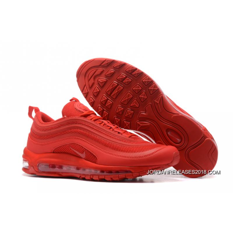 "new concept bf65f 62110 2018 Online Nike Air Max 97 OG QS ""Gym Red"""