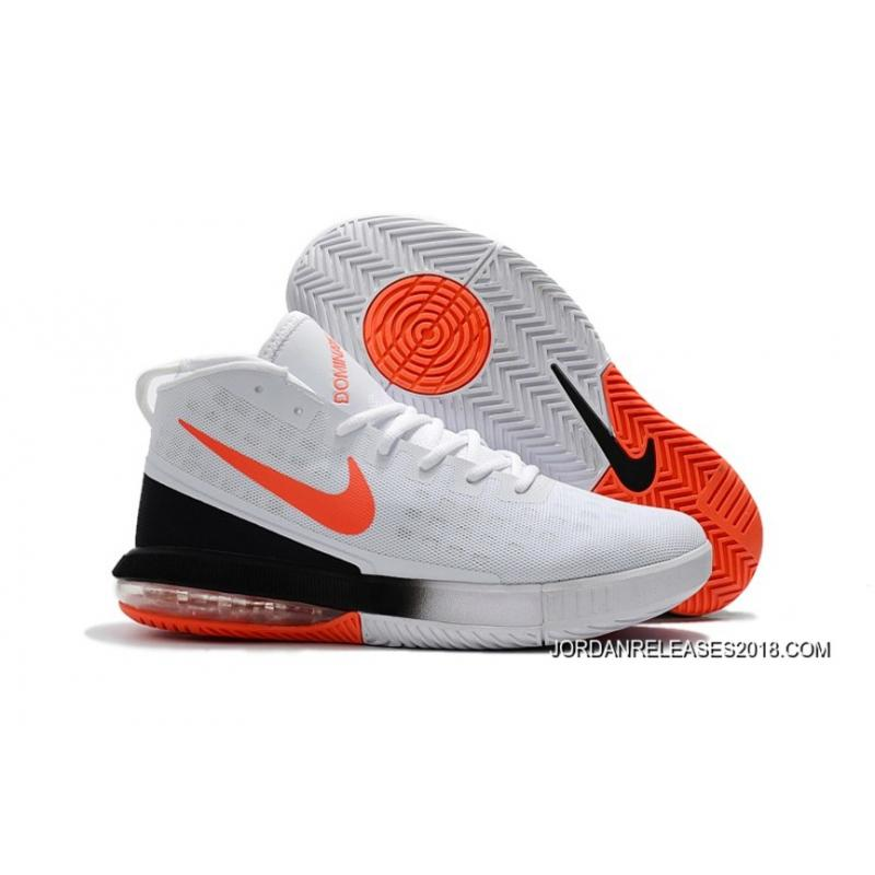 Nike Air Max Dominate White Orange Black Super Deals
