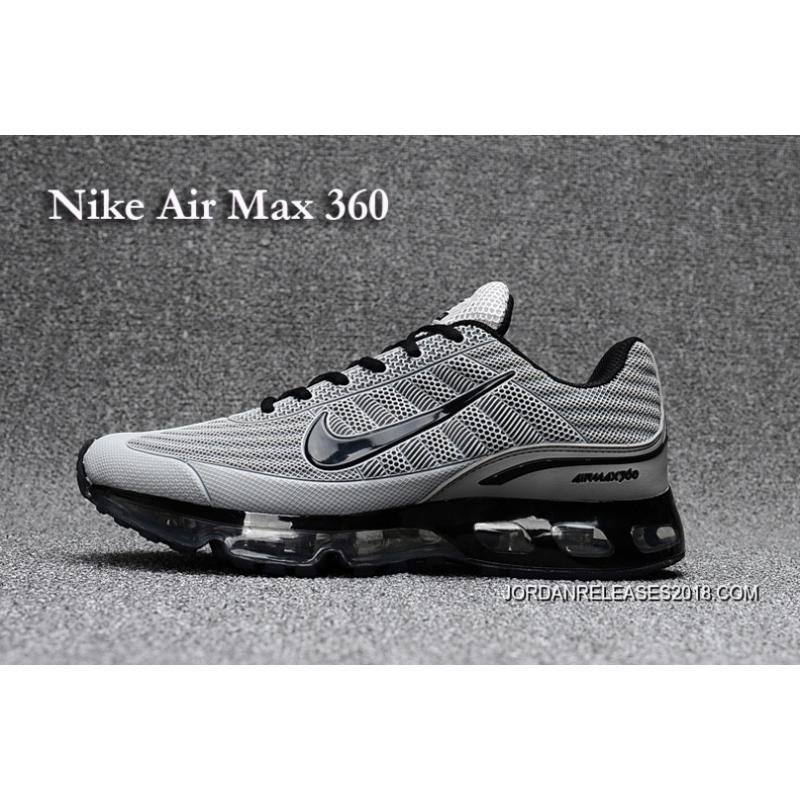 Men Nike Air Max 360 Running Shoes KPU SKU:121431-202 New Style