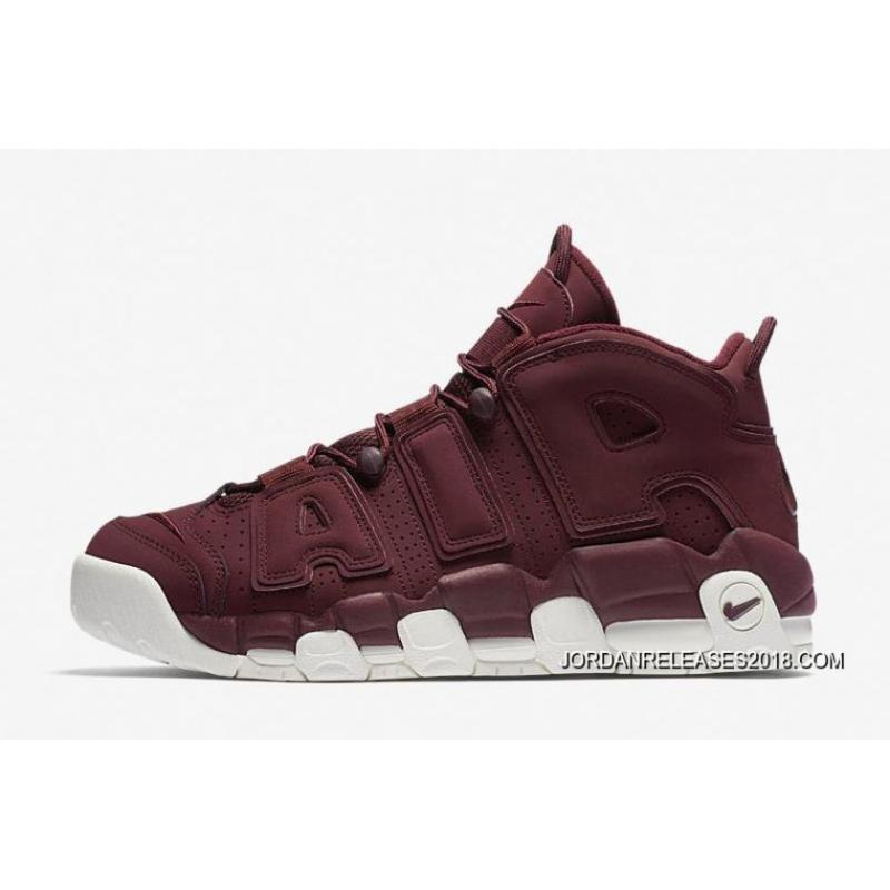 758f399645c nike air more uptempo bordeaux night maroon sail top deals price top ...