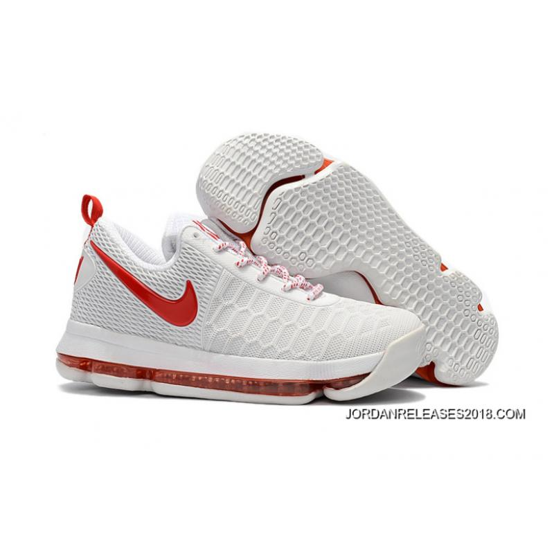 sale retailer 821af c7dec ... best nike kd 9 with red basketball shoes 2018 free shipping 54ab7 f7dc2