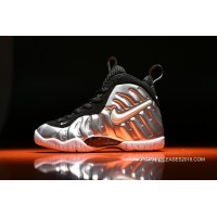 """f3abedceed3 Kids Nike Air Foamposite Pro """"Silver Surfer"""" New Style"""