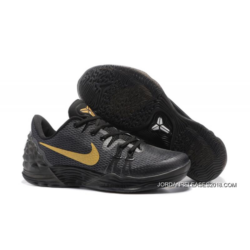 2018 Nike Kobe 11 Elite Low Black Mamba New Year Deals