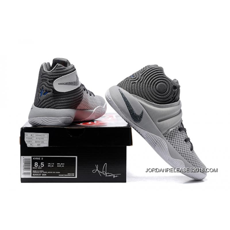 separation shoes 3f820 e32fa ... inexpensive nike kyrie 2 wolf grey copuon 90db4 557c6