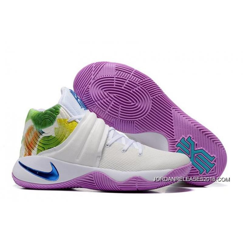 4b2a76ee4efc ... low cost new style nike kyrie 2 easter white hyper jade urban lilac  b2468 74495