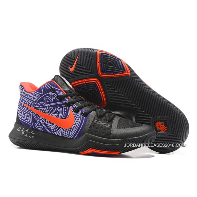 low priced df1a1 8d498 ... wholesale nike kyrie 3 hamsa hand tattoo basketball shoes 2018 outlet  c27da e7d4a