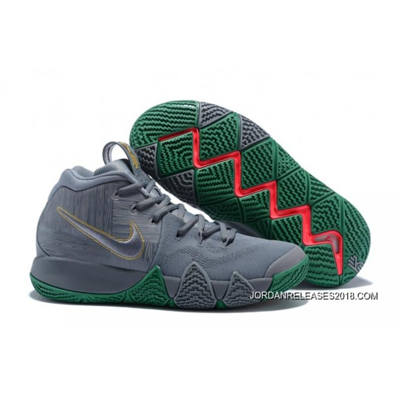 "half off e222b fe6d3 2018 Latest Nike Kyrie 4 ""City Guardians"" ..."