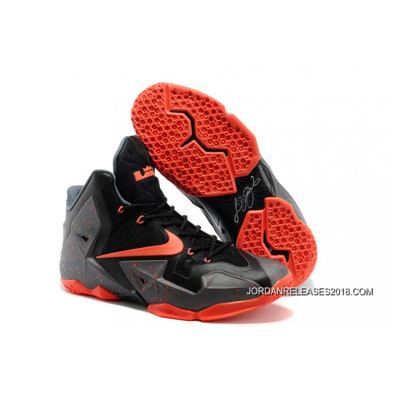 best website 76aa7 b43c1 ... france 2018 for sale nike lebron 11 dark grey black orange e1af2 e1872