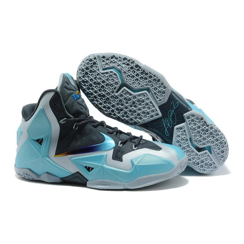 classic fit d80be 265b6 Nike LeBron 11 Armory Slate Gamma Blue-Light Armory Blue 2018 New Year  Deals ...