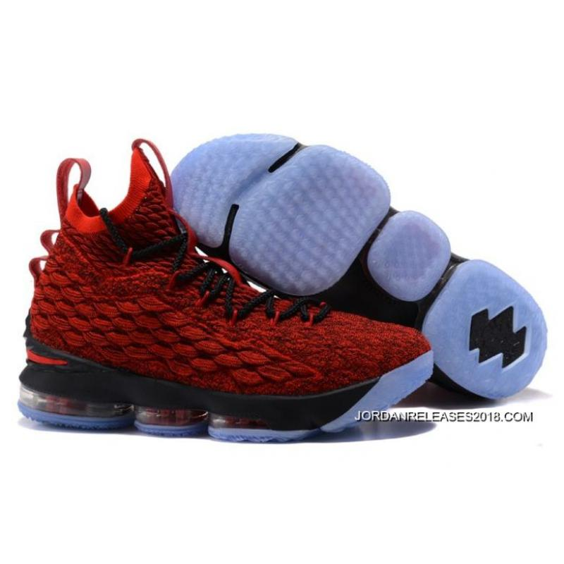 e7c33a31dc5 ... where to buy 2018 latest nike lebron 15 wine burgundy black team red  1d26f 5aa1d