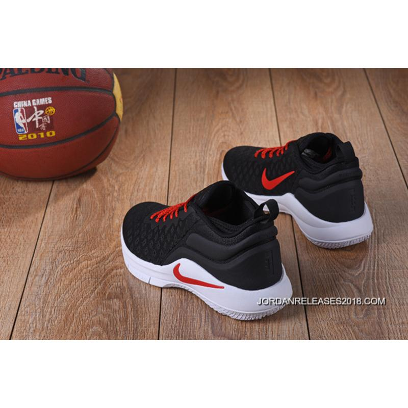 83250a7fe1a ... coupon code for nike lebron witness 2 flyknit black red white 2018  outlet 2cb04 c327e