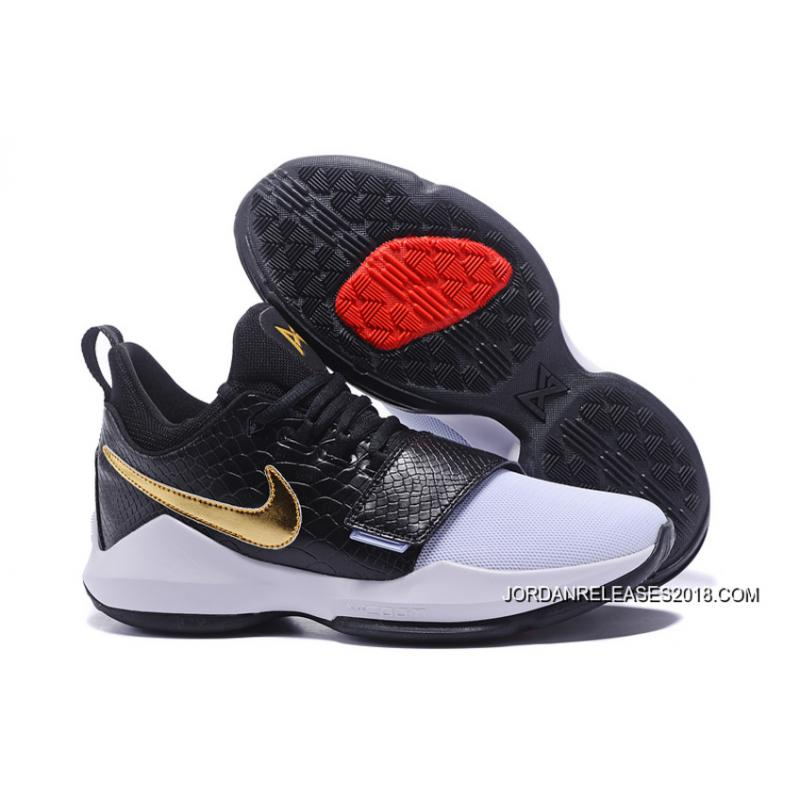 64ebfc9bbc93 ... hyperdunk 2014 9adcd afcdc  cheapest nike zoom pg 1 black white gold  2018 for sale 166c2 0b927