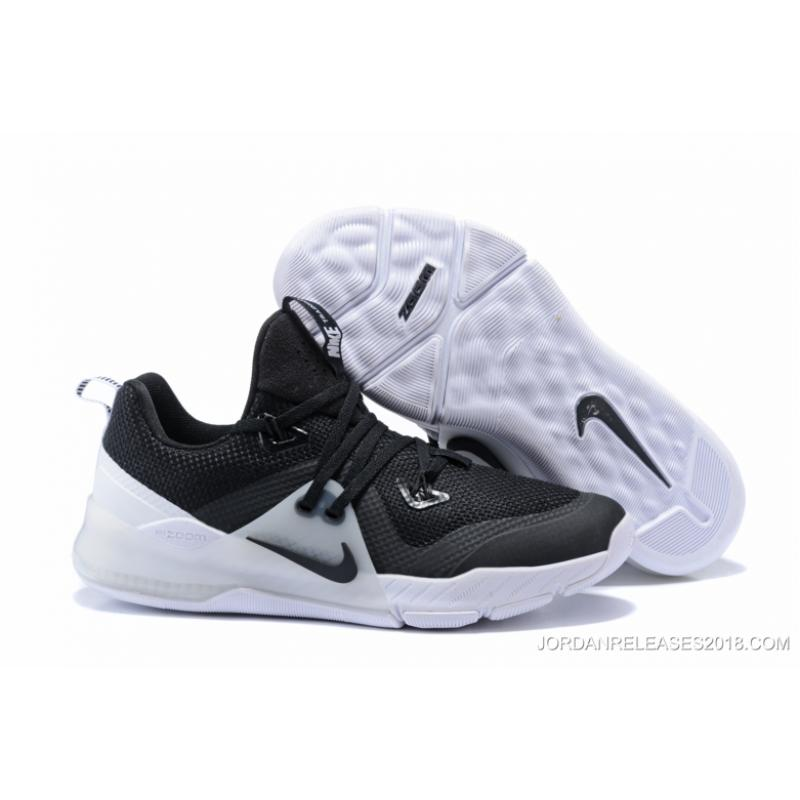 "the best attitude dac2c 5ccf9 Nike Zoom Train Command ""Black White"" Training Shoes 2018 Outlet ..."
