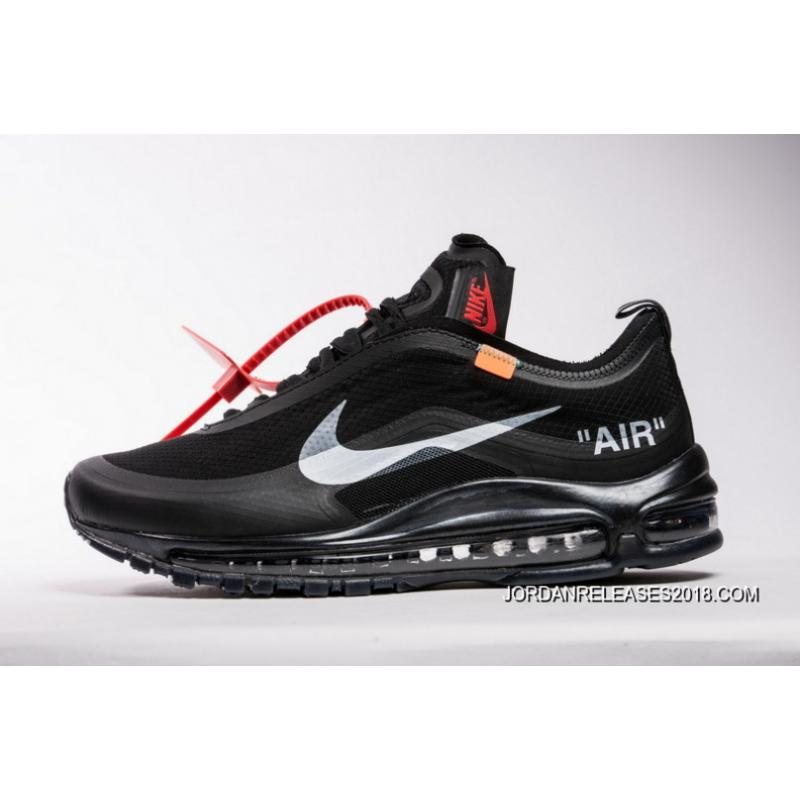 fc9a6e0d65 P360 All Black 97OW Off-White X Nike Air Max 97 All Black AJ4585-00 ...