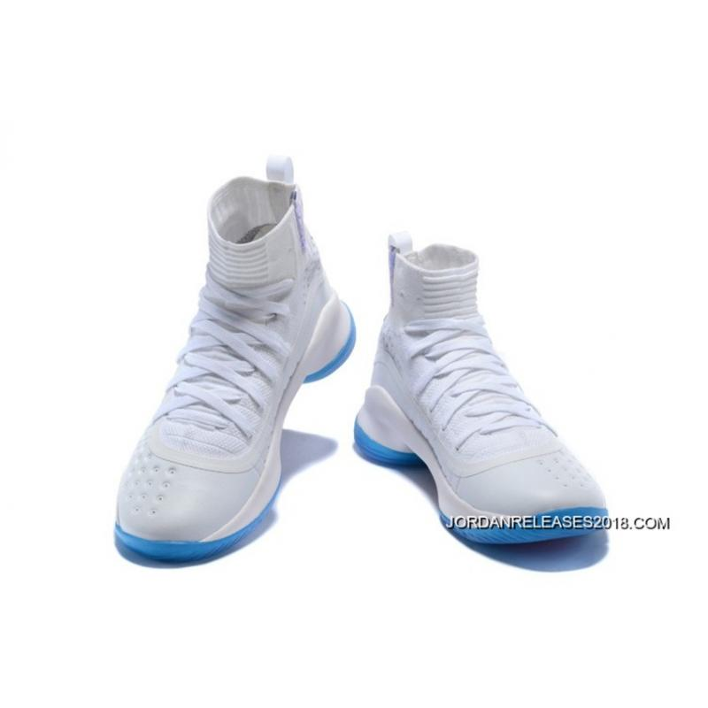 low price under armour curry 4 all star white blue 2018 latest 38196 244c4 cf61829b9c