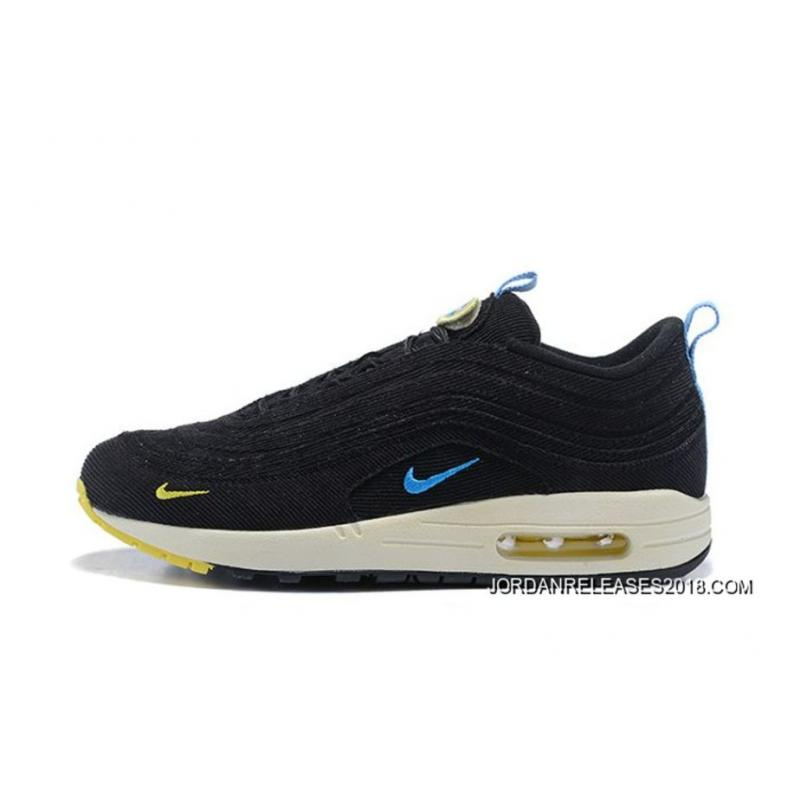 quality design c1a34 bb521 Online Women Sean Wotherspoon Nike Air Max 97 Hybrid SKU 162628-255 ...