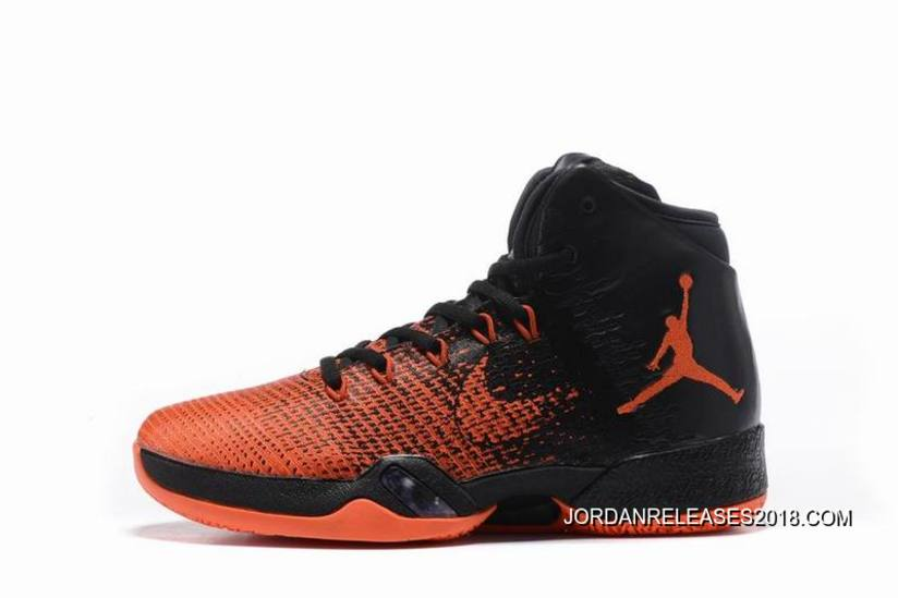 "2018 Latest Air Jordan 30.5 PE Hybrid ""Black Orange"" 7ec7e77cb"