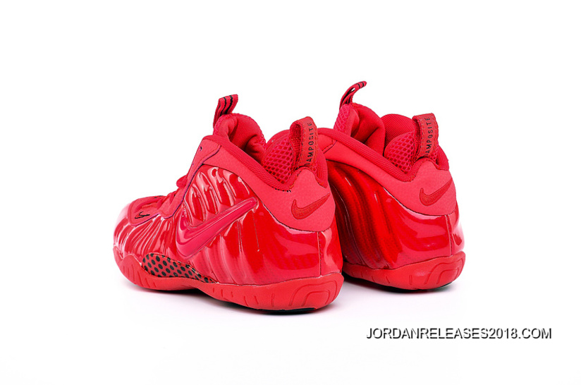 half off 8eed9 74515 ... norway 2018 online girls nike air foamposite pro gs gym red af0c9 07b31