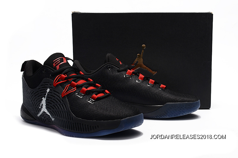 "100% authentic 9ed09 5a258 2018 New Release Jordan CP3.X ""Black/Red"", Price: $80.91 - New ..."