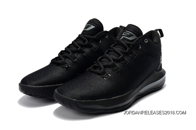 728e1759519 New Year Deals Jordan CP3.X AE Black Grey