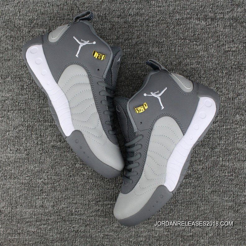 5abf377d7685a New Jordan Jumpman Pro Low Wolf Grey White-Cool Grey For Sale