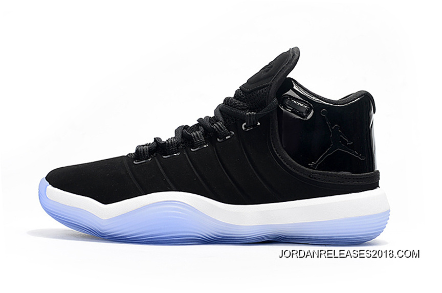 "the latest 9db12 47128 Jordan Super.Fly 2017 ""Space Jam"" Black Cool Grey-White-"