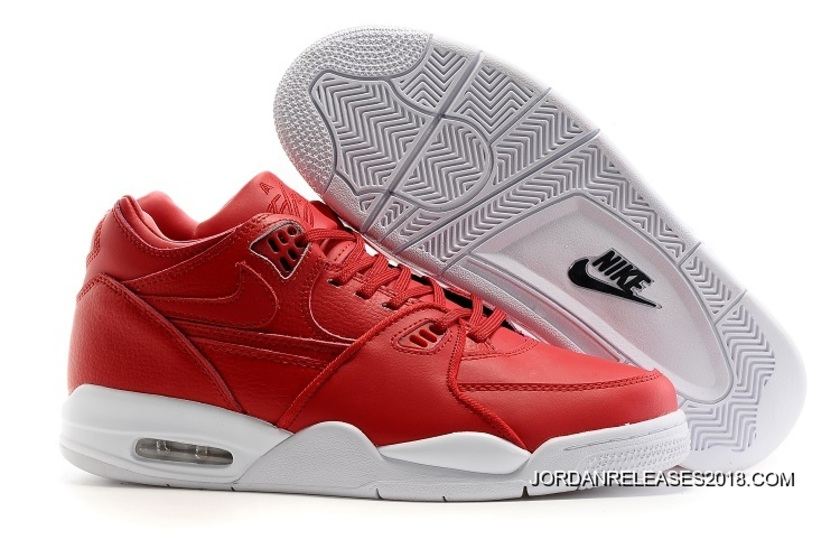 c99919129180 2018 For Sale NikeLab Air Flight 89 Gym Red White-Gym Red