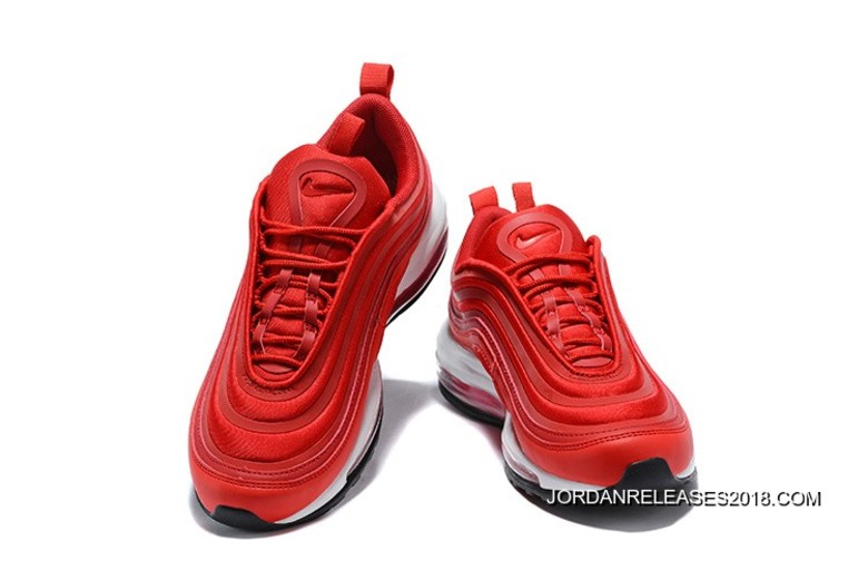 premium selection 06545 2864d Nike Air Max 97 Ultra 17 Gym Red/Speed Red-Black Latest