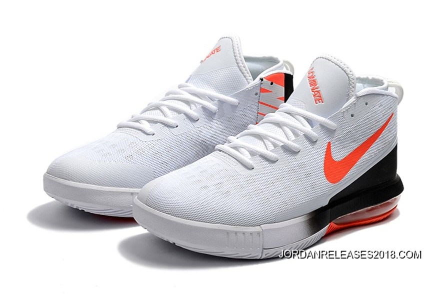 new styles 2ebd3 bb222 2018 Super Deals Nike Air Max Dominate EP White Total Crimson-Black