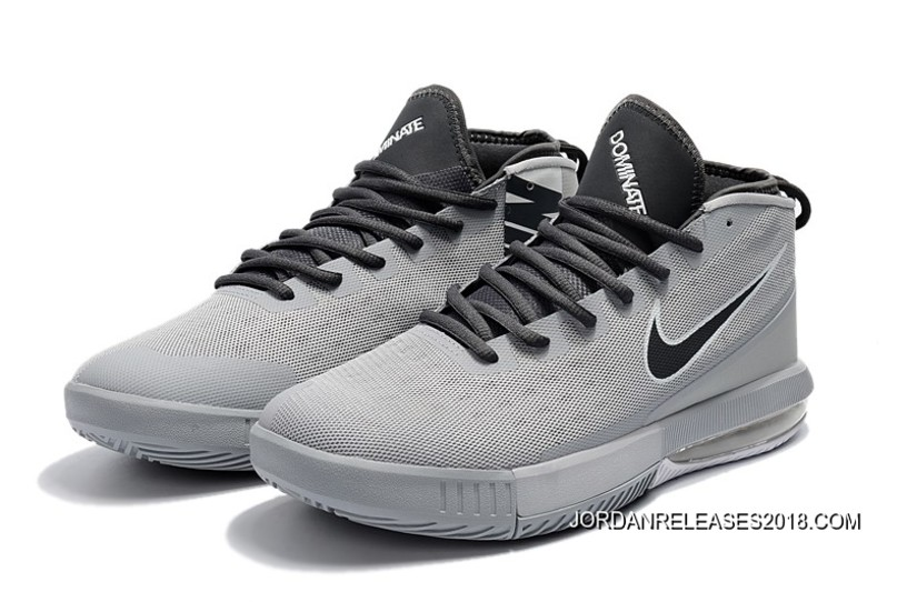 892b023b83 Nike Air Max Dominate EP Wolf Grey/Anthracite-White 2018 New Year Deals