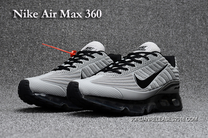 save off af234 42e49 Men Nike Air Max 360 Running Shoes KPU SKU:121431-202 New Style