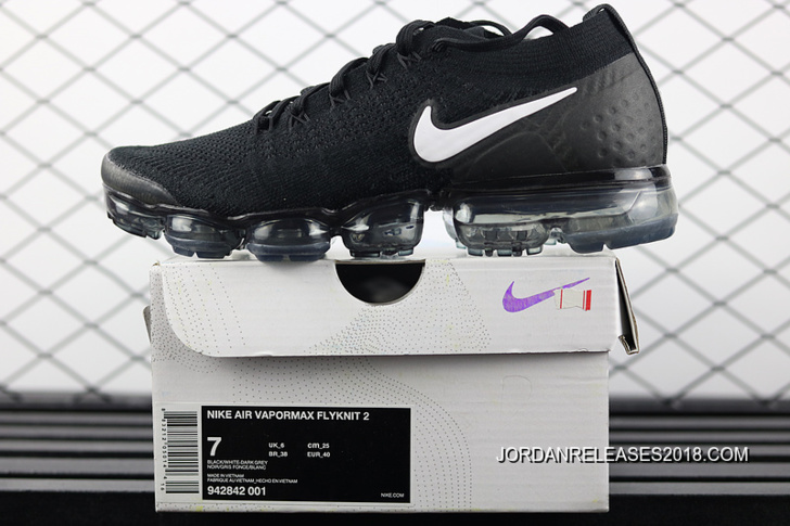 d4ef973cd18 Nike Air Vapormax Flyknit 2.0 Zoom Air Running Shoes 942842-001 New Year  Deals
