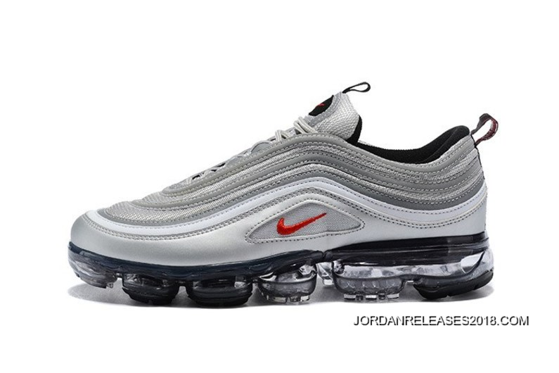 "watch 773bb d4da7 Nike Air VaporMax 97 ""Silver Bullet"" 2018 New Style"