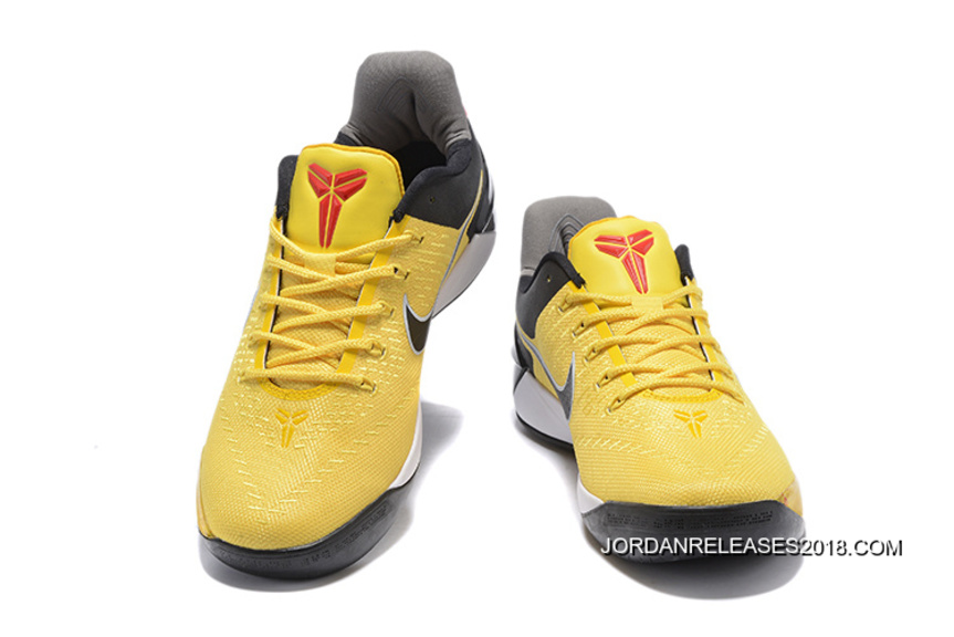"""the latest 09966 a54f3 Nike Kobe A.D. """"Bruce Lee"""" 2018 New Style"""