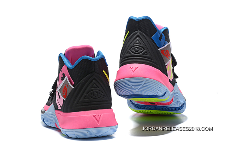"""666c11dc5a89 New Release Nike Kyrie 5 """"Just Do It"""""""