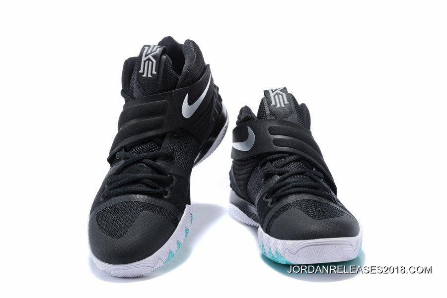 1151f0adf66 Nike Kyrie S1 Hybrid Black White Teal 2018 Top Deals